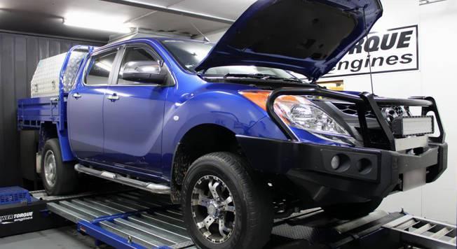 Mazda ECU Remapping
