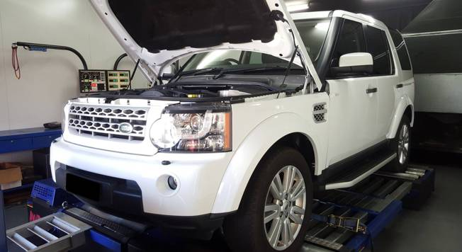 Land Rover ECU Remapping